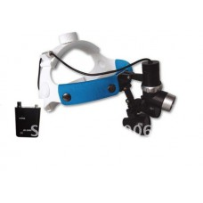 Headlamp with Loupe Binoculer