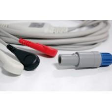 Analogic ECG Kabel