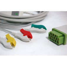 GE ECG Kabel