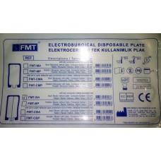 FMT Disposable Neutral Plate